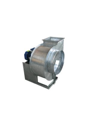 Алюминиевые вентиляторы среднего и высокого давления