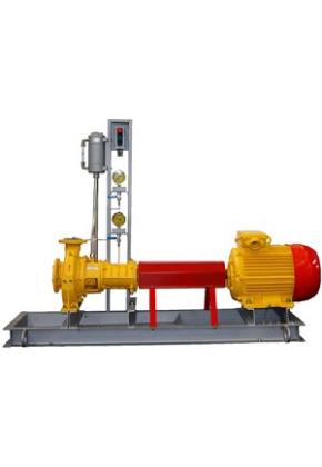 Насосы типа К и агрегаты электронасосные на их базе для перекачивания нефтепродуктов фото