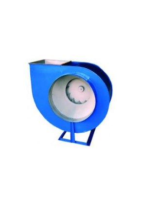 Вентилятор из разнородных металлов