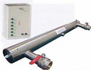 ултрафиолетовые установки для обеззараживания воды УУФОВ