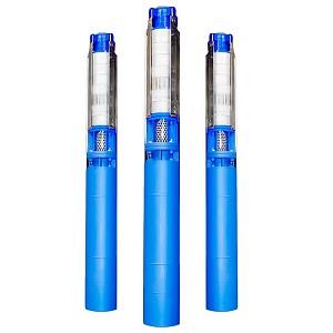 Агрегаты электронасосные центробежные скважинные для воды типа 3ЭЦВ